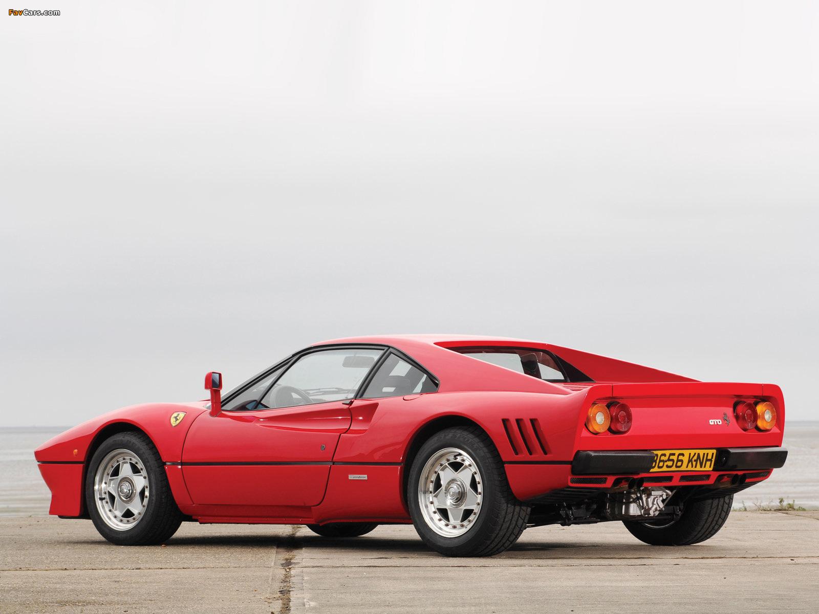 Images Of Ferrari 288 Gto 1984 86 1600x1200