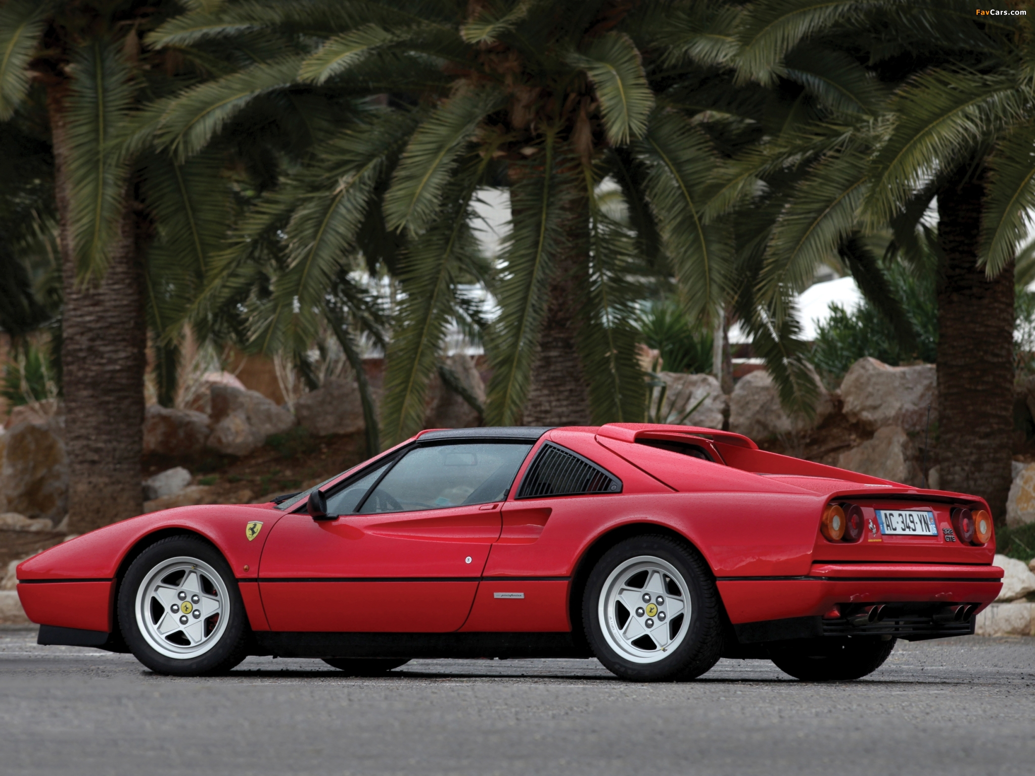 ferrari_328_1985_wallpapers_1 Elegant Video Ferrari Mondial 8 Quattrovalvole Cars Trend