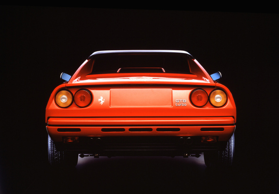 Download / Preview - Ferrari 328 GTB Turbo 1986–89 photos
