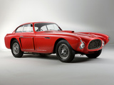 Ferrari 340 Mexico Vignale Berlinetta 1952 wallpapers