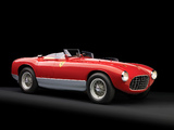 Ferrari 340 MM Competition Spyder 1953 images