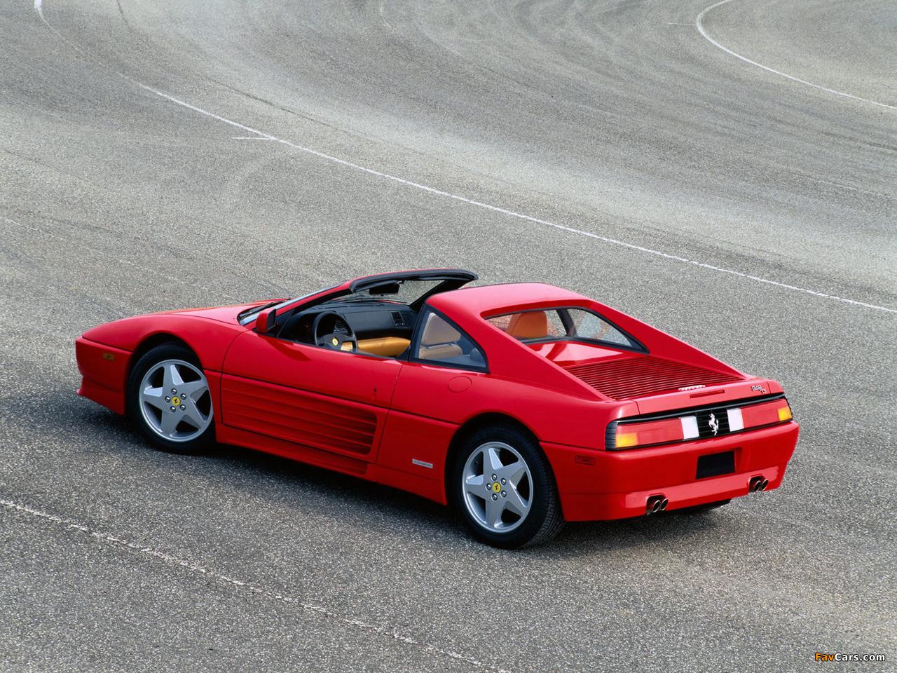 Pictures Of Ferrari 348 Ts 1989 93 1280x960