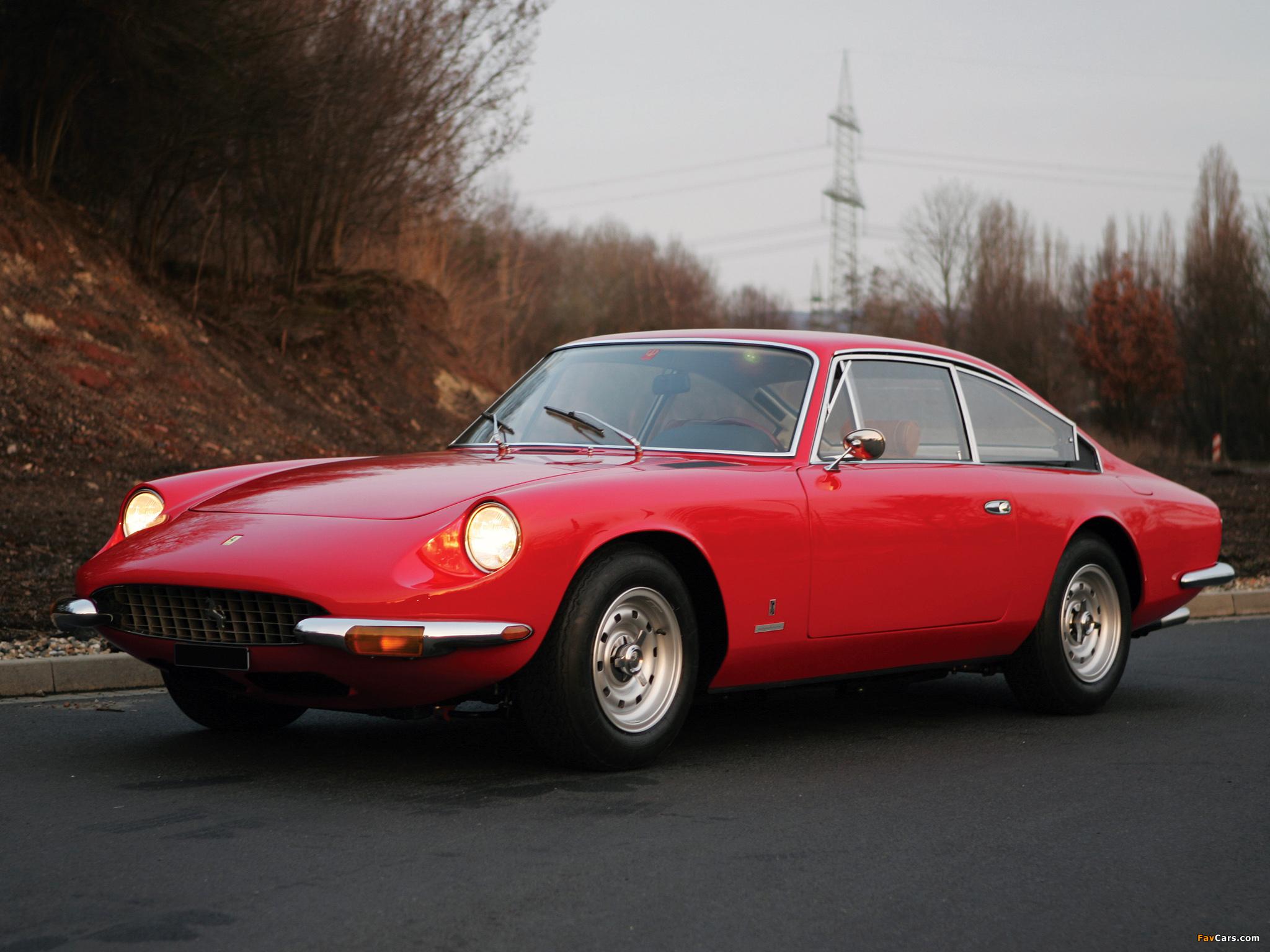 Ferrari 365 GT 2+2 1968–70 images (2048 x 1536)