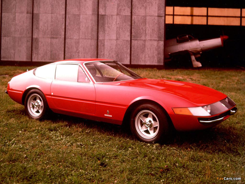 Ferrari 365 GTB/4 Daytona 1968–74 pictures (1024 x 768)