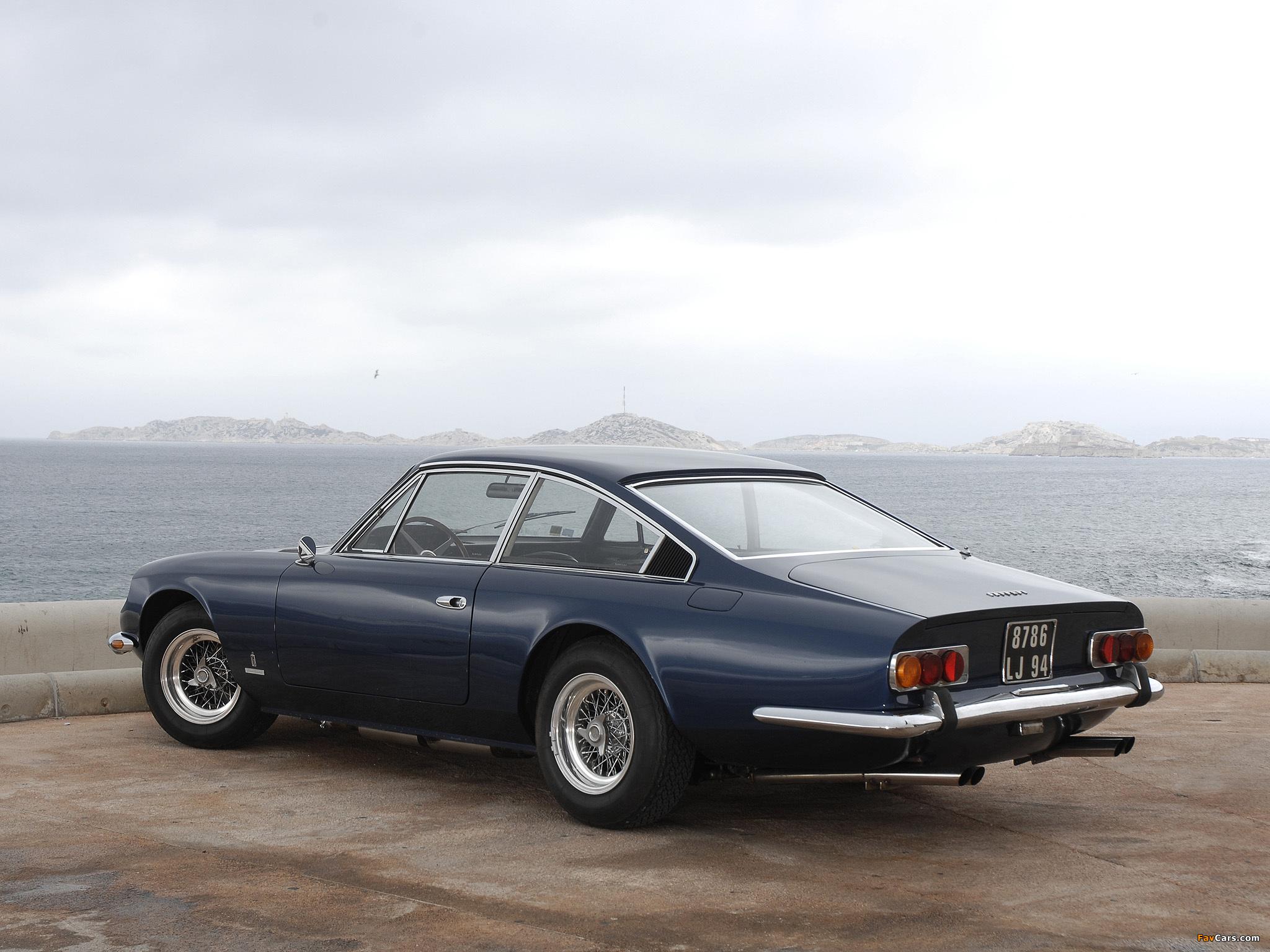Ferrari 365 GT 2+2 1968–70 wallpapers (2048 x 1536)