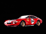 Ferrari 365 GTB/4 Daytona Competizione 1970 wallpapers
