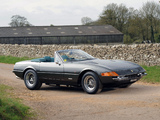 Ferrari 365 GTS/4 Daytona UK-spec 1971–74 images