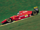 Photos of Ferrari 412 T1 1994