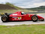Photos of Ferrari 412 T2 1995