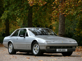 Pictures of Ferrari 412i 2+2 1985–89
