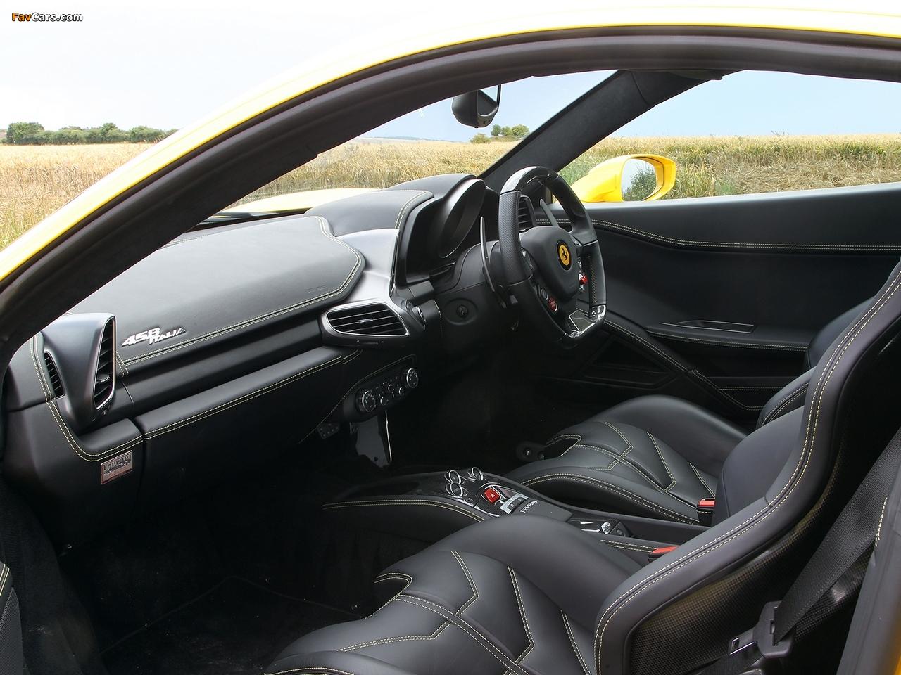 Ferrari 458 Italia Uk Spec 2009 Pictures 1280x960