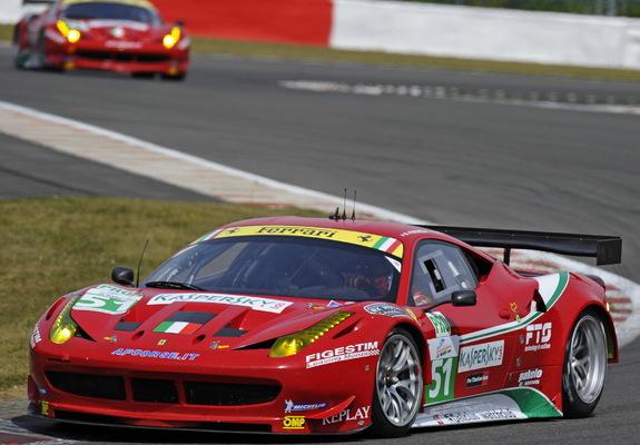 Ferrari 458 Italia GTC 2011 wallpapers (2048x1536)