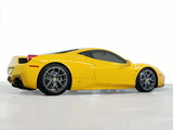 Vorsteiner Ferrari 458 Italia 2012 wallpapers