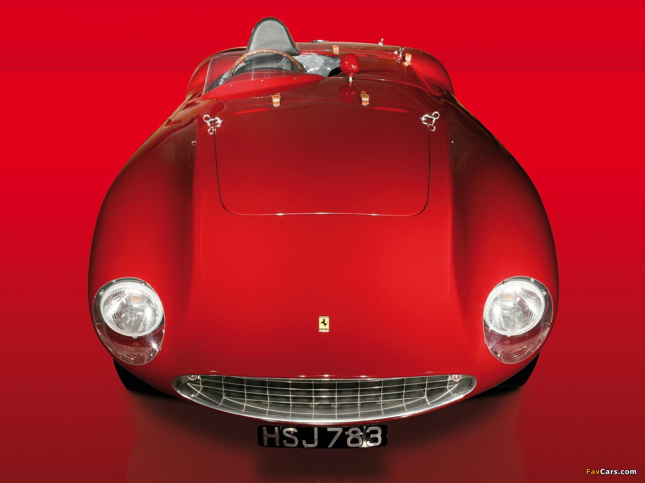 Wallpapers of Ferrari 500 Testarossa 1956 (1280 x 960)