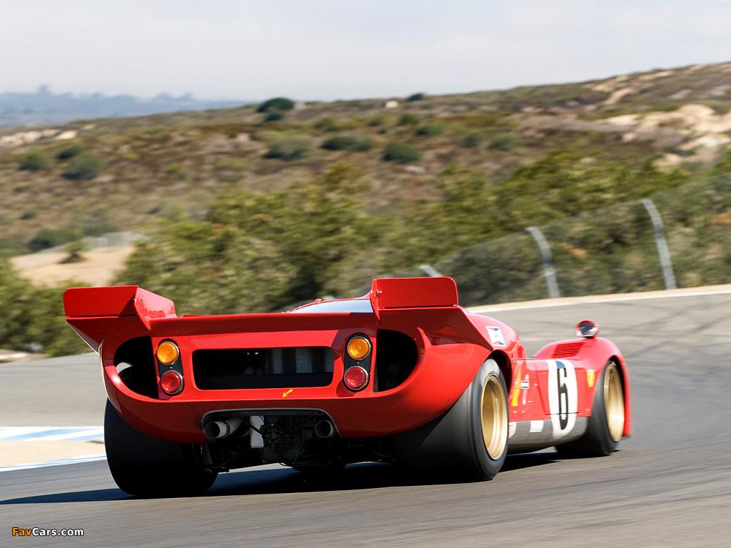 Ferrari 512 S 1970 Pictures 1024x768