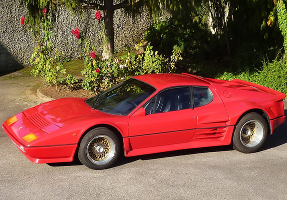 Koenig Ferrari 512 Bbi Twin Turbo 1983 Wallpapers