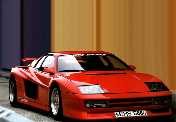 1985 ferrari testarossa wallpaper - photo #14