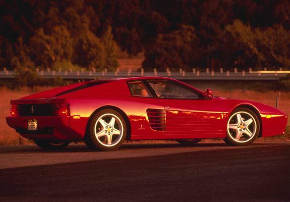 Ferrari 512 Tr 1992 94 Images