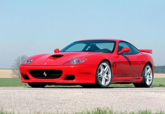 Novitec Rosso Ferrari 575 Maranello Pictures 800x600