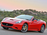 Ferrari California AU-spec 2009–12 images