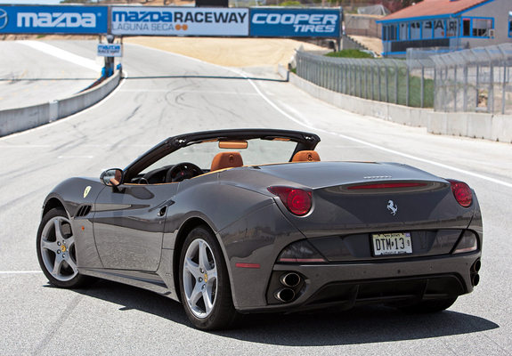 Pictures Of Ferrari California Us Spec 2009 12 1280x960