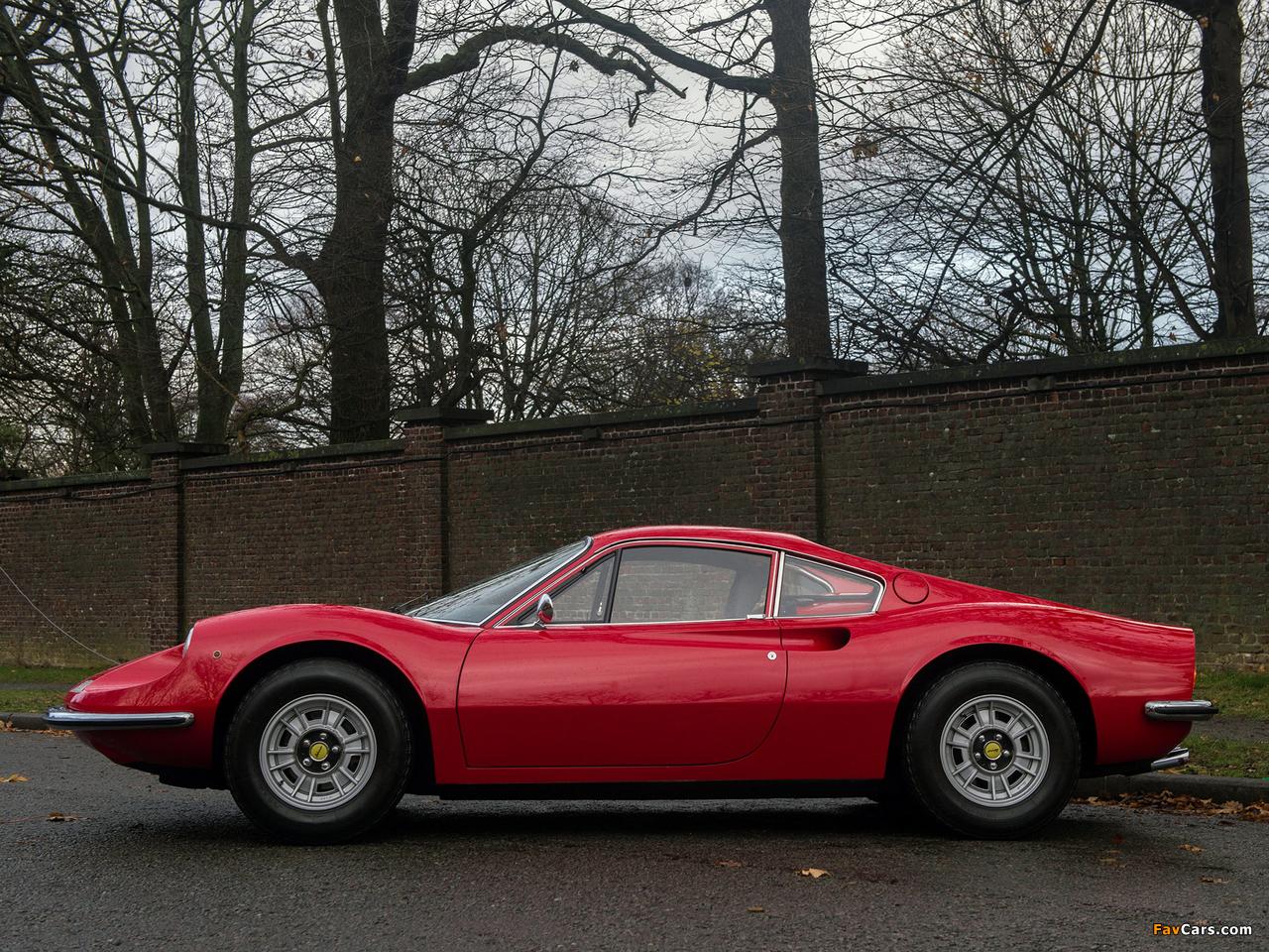 Ferrari Dino 246 Gt 1969 74 Pictures 1280x960