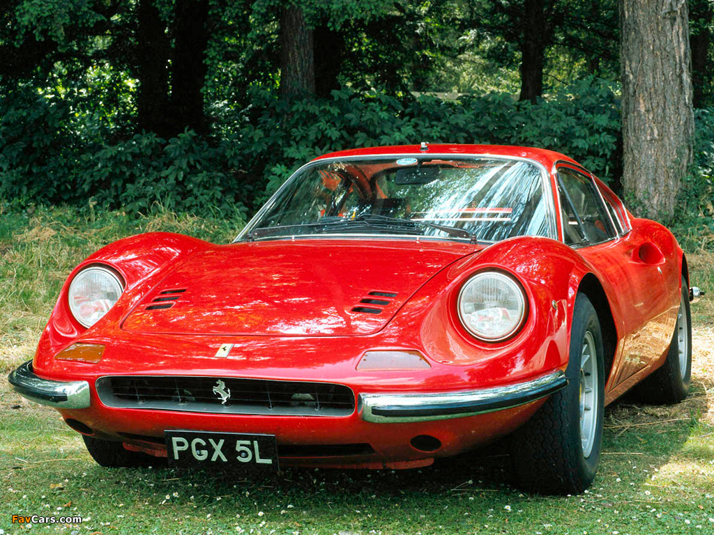 Pictures Of Ferrari Dino 246 Gt 1969 74 1024x768