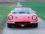 Pictures of Ferrari Dino 246 GTS 1972–74