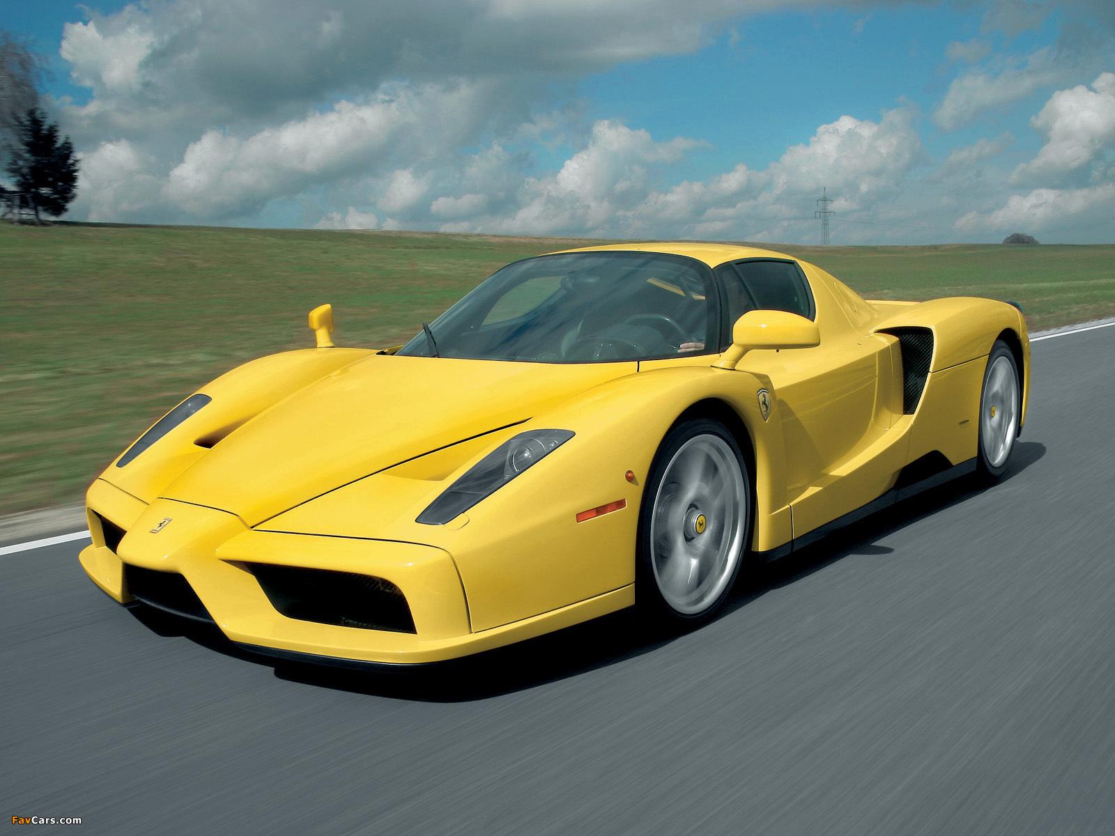 Images Of Novitec Rosso Ferrari Enzo 2006 1600x1200
