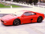 Imola Racing Ferrari F355 Berlinetta 1994–99 photos