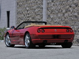 Photos of Ferrari F355 Spider 1994–99