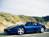 Wallpapers of Ferrari F355 Berlinetta UK-spec 1994–99
