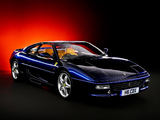 Wallpapers of Ferrari F355 GTS UK-spec 1994–99
