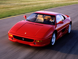 Ferrari F355 Berlinetta 1994–99 wallpapers