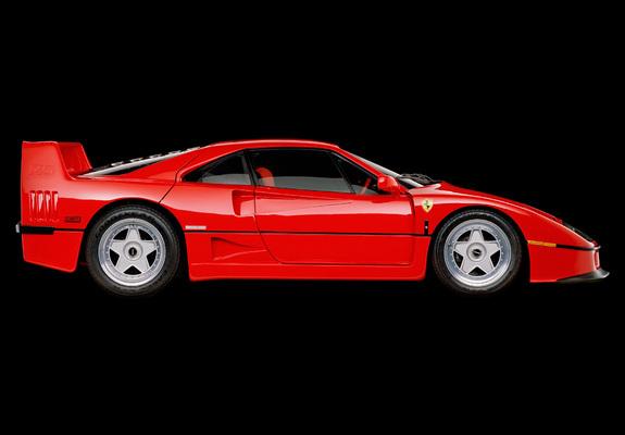 Wallpapers Of Ferrari F40 Us Spec 1987 92 2048x1536