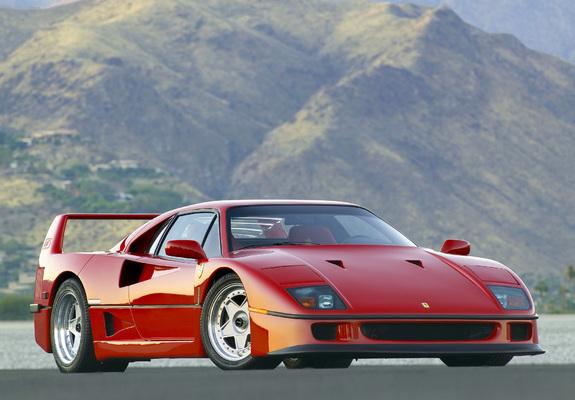 Wallpapers Of Ferrari F40 Us Spec 1987 92 1280x960