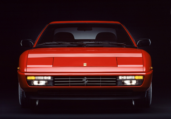 ferrari mondial t 1989 93 pictures 1024x768. Black Bedroom Furniture Sets. Home Design Ideas