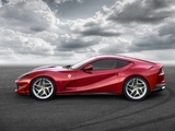 Ferrari 812 Superfast 2017 wallpapers
