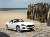 Photos of Fiat 124 Spider (348) 2016