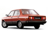 Photos of Fiat 131 Supermirafiori 1981–83