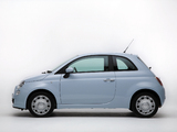 Fiat 500 Pop JP-spec 2008 pictures