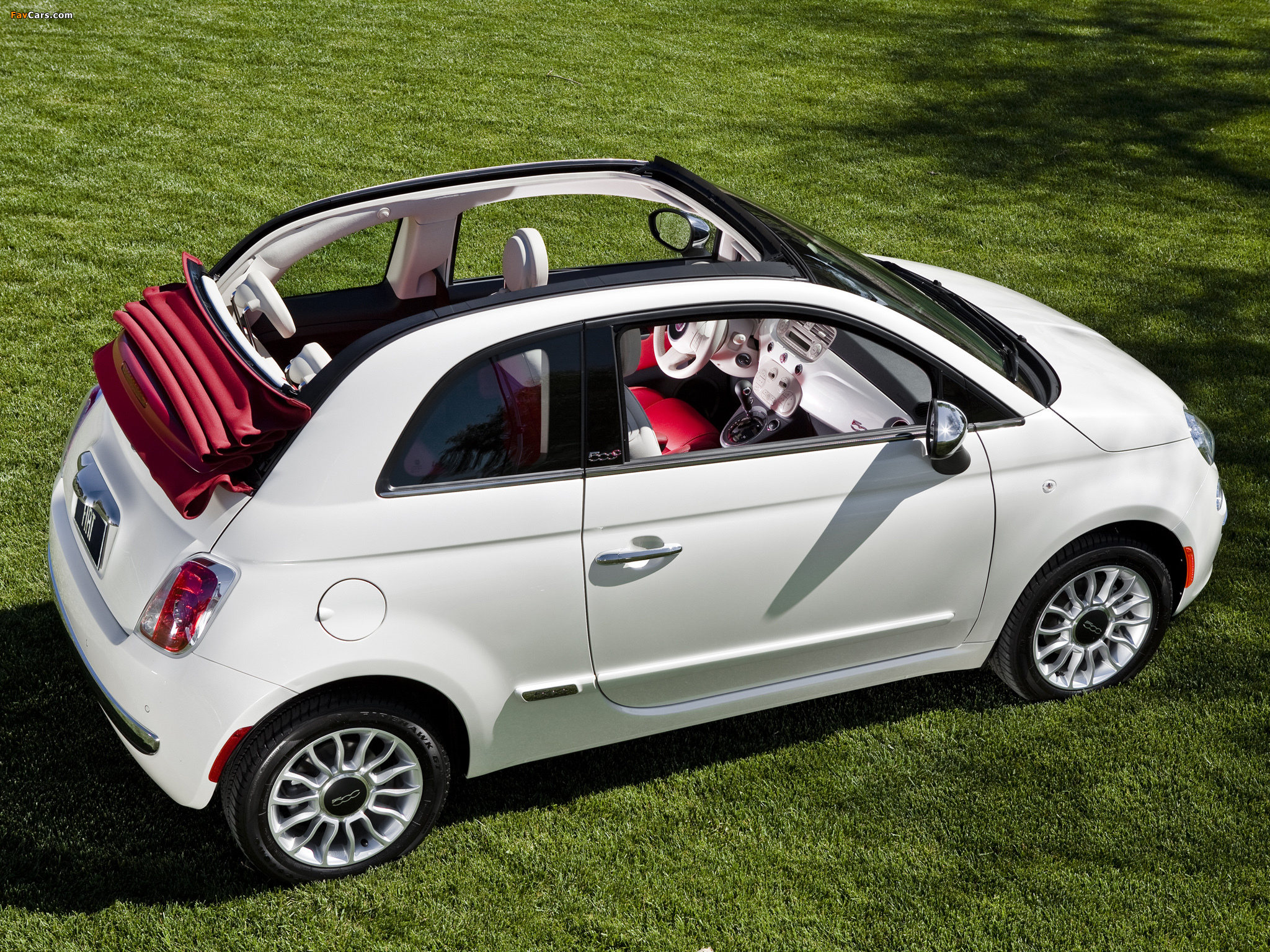 fiat 500c lounge us spec 2011 images 2048x1536. Black Bedroom Furniture Sets. Home Design Ideas