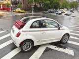 Fiat 500C Lounge US-spec 2011 wallpapers