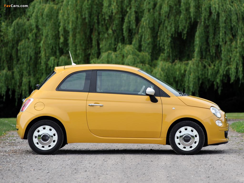 photos of fiat 500 colour therapy uk spec 2012 1024x768. Black Bedroom Furniture Sets. Home Design Ideas