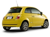 Wallpapers of Fiat 500 2007