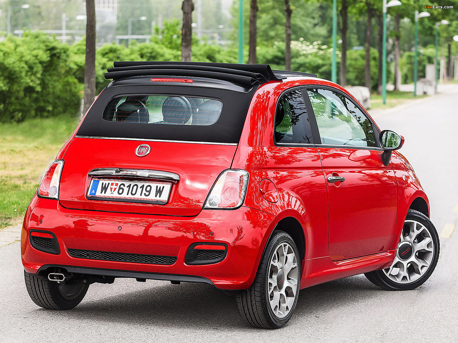 wallpapers of fiat 500s cabrio 2013 1600x1200. Black Bedroom Furniture Sets. Home Design Ideas