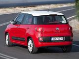 Photos of Fiat 500L (330) 2012
