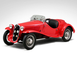 Pictures of Fiat 508S Balilla Spyder 1932–37