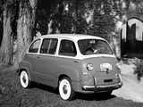 Images of Fiat 600 Multipla 1956–60