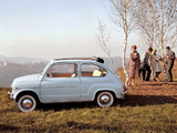 Photos of Fiat 600 1955–69